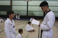 SultansEV Sophie Prüfung Taekwondo Berlin (01)