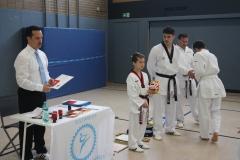 SultansEV Sophie Prüfung Taekwondo Berlin (10)