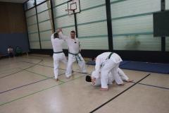 SultansEV Sophie Prüfung Taekwondo Berlin (35)