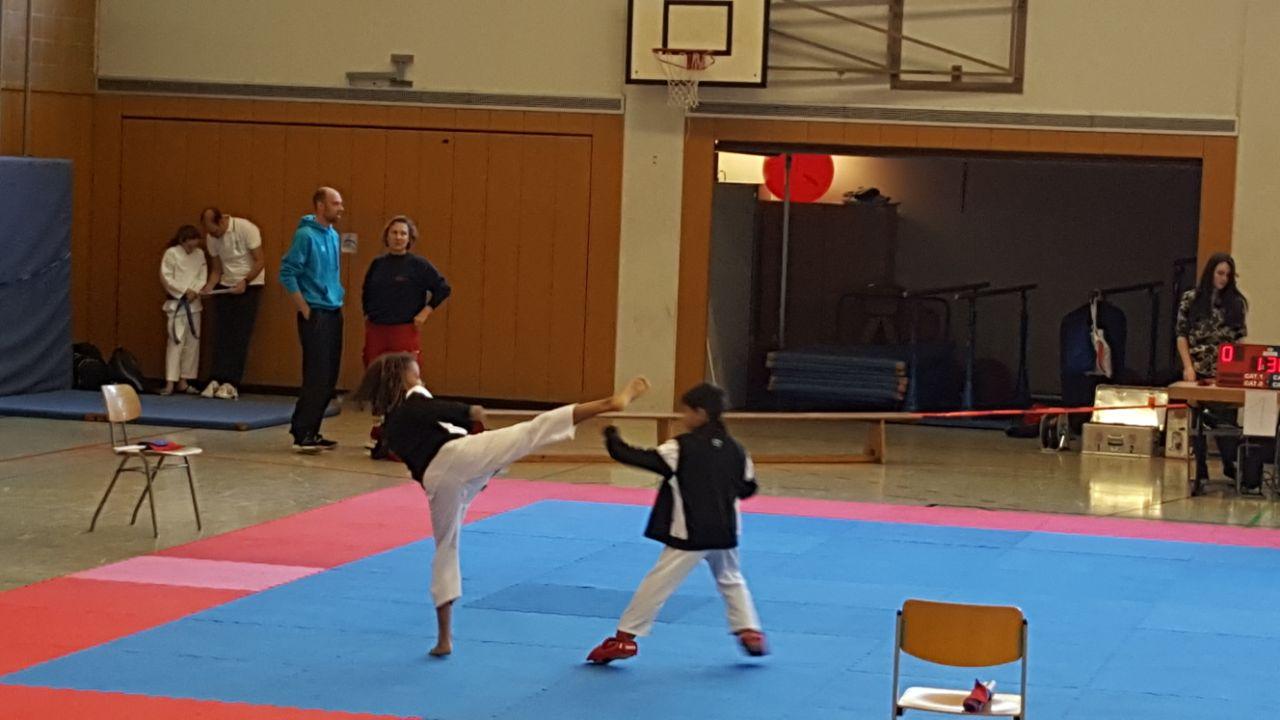 Karate Nachwuchsturnier