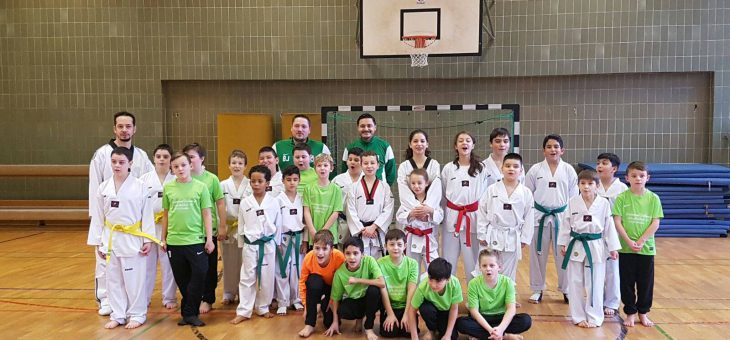 1. Taekwondo-Fußball-Turnier 2017