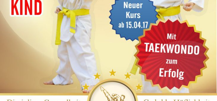 Neuer Tae Kwon Do Standort in Berlin Wedding